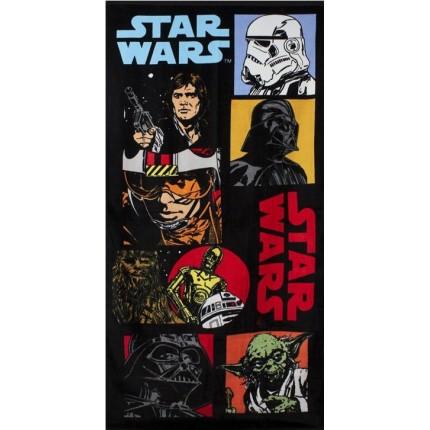 Toalla Star Wars dibujos