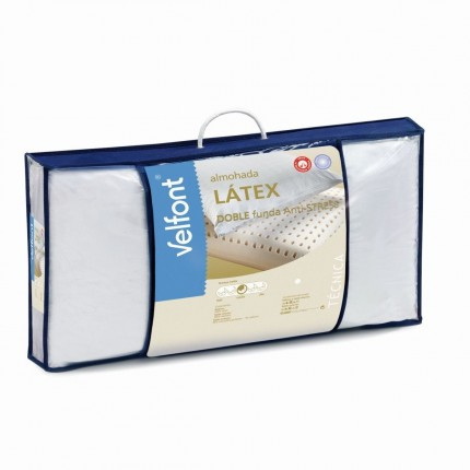 Almohada Latex Velfont