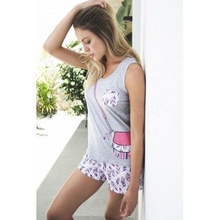 Pijama 50920 Admas