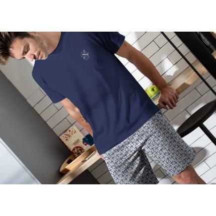 Pijama 50489 Admas