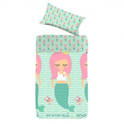 Funda Nórdica Mermaid