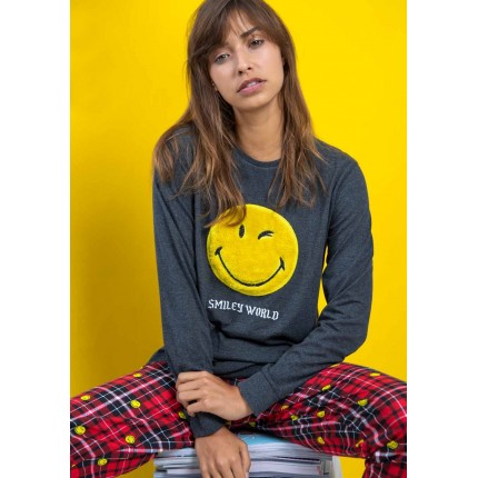 Pijama 54710 Smiley World