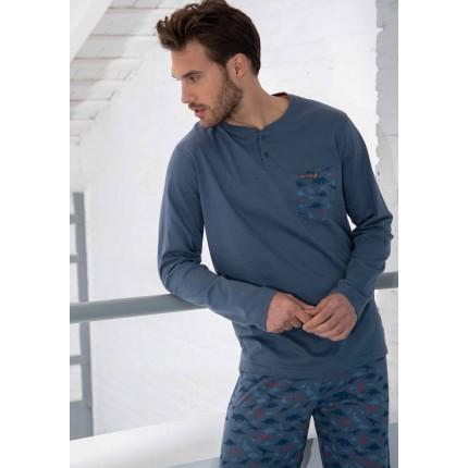 Pijama 54057 Admas