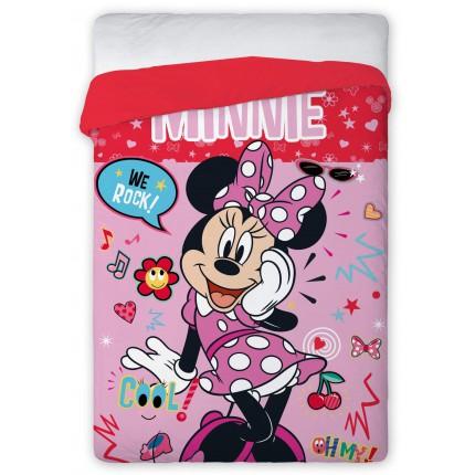 Edredón Minnie Disney