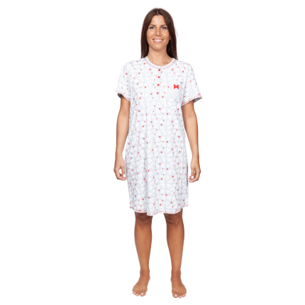 Camisola 219107 Gris Muslher
