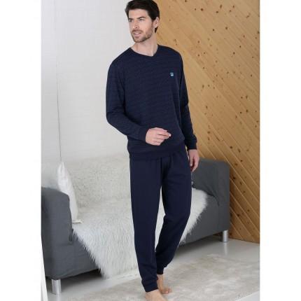 Pijama para Hombre Marino...