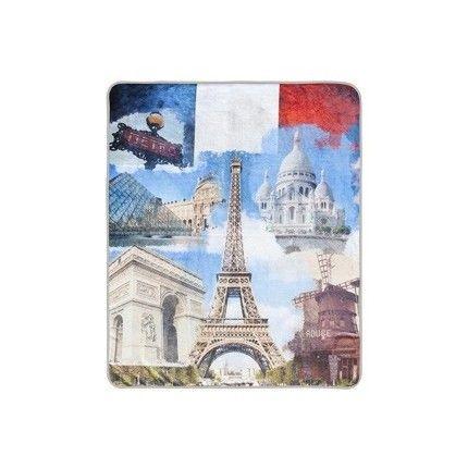 Manta Torre Eiffel